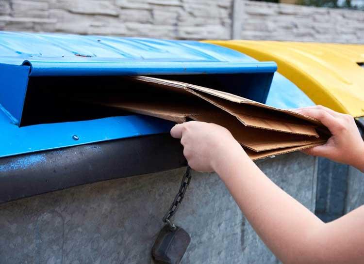 Duale Systeme organisieren die Entsorgung von Verpackungen