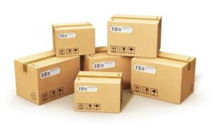 Pakete frankieren umfang