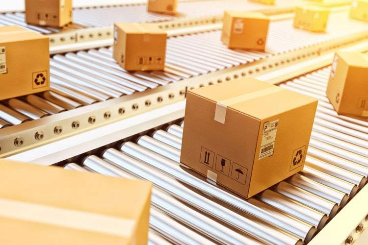 : Quaderförmige Pakete ohne Sperrgut