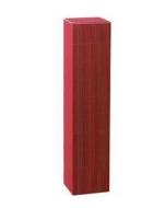 Hochwertige Weinverpackung Rot