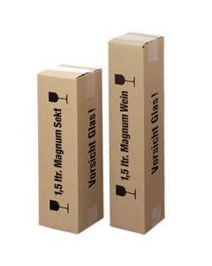 Versandkarton für 1,5 Ltr. Magnum Flaschen