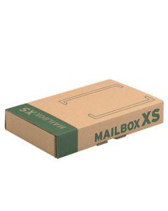 MAILBOX Post-Versandkarton mit Steckverschluss