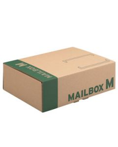 Mailbox Karton M braun