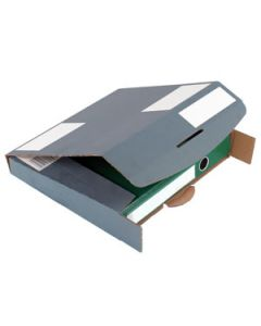 Ordner Transportbox 50 mm anthrazit