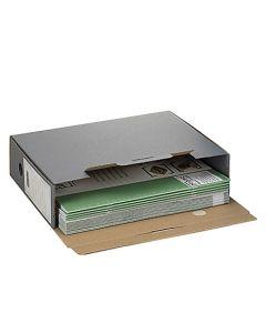 Archiv-Ablagebox 100 mm anthrazit
