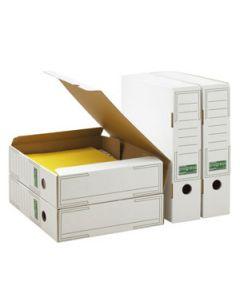 Archiv-Altablagebox 75 weiß