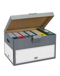 Archiv-Klappdeckel Container Gr. L