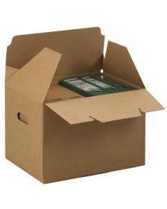 Archiv-Altablage-Container Basic braun