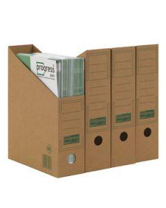 Archiv-Stehsammler 75 select braun
