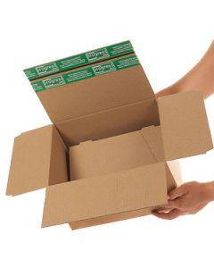 Flixbox return braun 1-wellig 310 x 230 x 110 mm, DIN A4