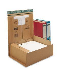 Postbox Secure L braun