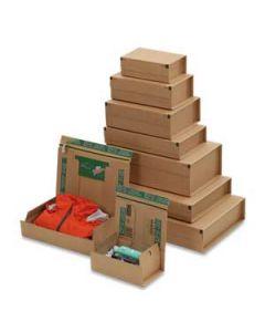 Postbox Secure braun