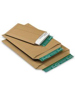 Versandtasche Mailer braun