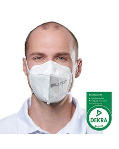 FFP2 Maske NR, DEKRA zertifiziert, made in Germany