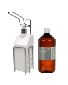 Desinfektionsmittelspender Set