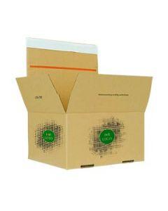 Bedruckter Automatikkarton, 4-seitig bedruckt 310 x 230 x 160 mm