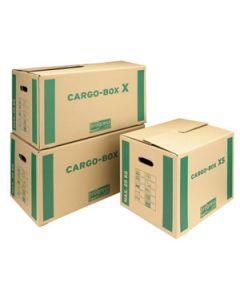 CARGOBOX Transport-Umzugskarton mit Griffausstanzung