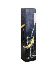 Faltschachtel für Weinflaschen DIVINO 1er