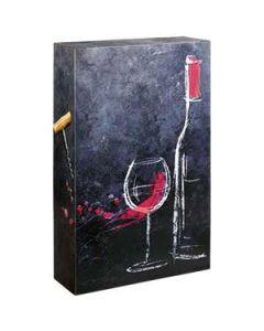 Faltschachtel für Weinflaschen DIVINO 3er
