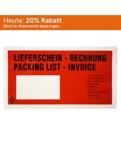 """Begleitpapiertaschen C5 """"Lfs/Rg"""""""