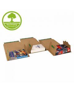 Wickelverpackung aus Graspapier