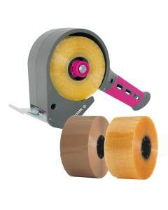 ZeroTape® Classic Test-Set Abroller Pink