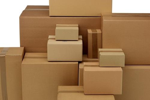 Kartons nach Maß angefertigt