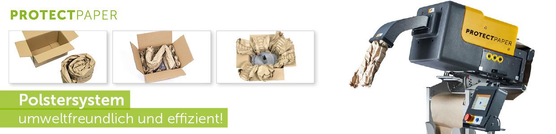 ProtectPaper® Papierpolster