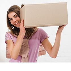 Pakete richtig verpacken