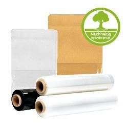 nachhaltige Folien & Beutel