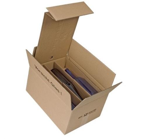 Flaschenkartons von enviropack