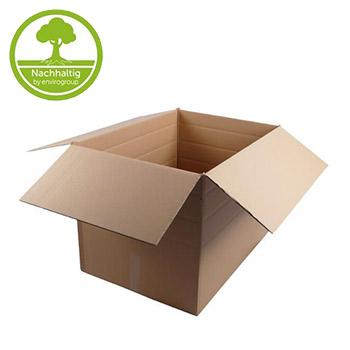 Nachhaltige Kartons