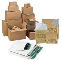 Beliebte Versandverpackungen