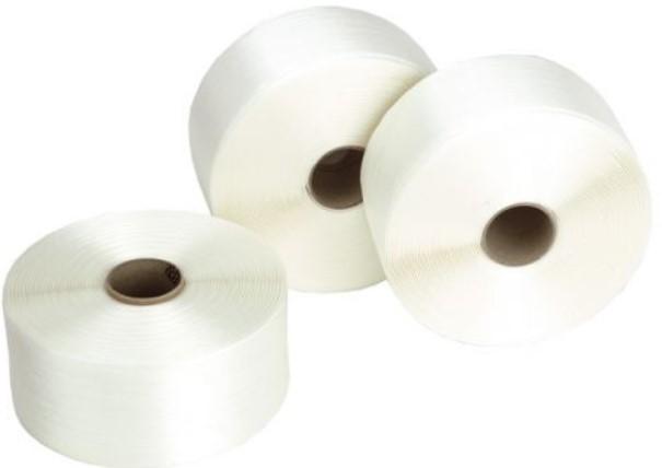 Umreifungsband aus Polyester-Textilvon enviropack