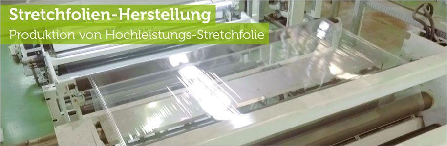 Stretchfolien Herstellung