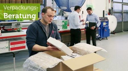 Verpackungs-Beratung