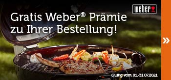 Weber-Grill Aktion