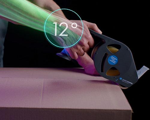 ZeroTape® Handabroller - locker und entspannt
