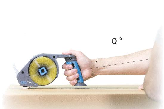 Zero Tape Handabroller