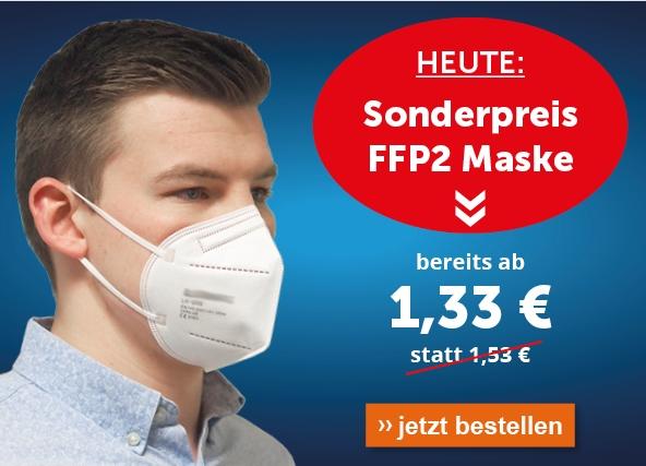 FFP2 Sonderpreis