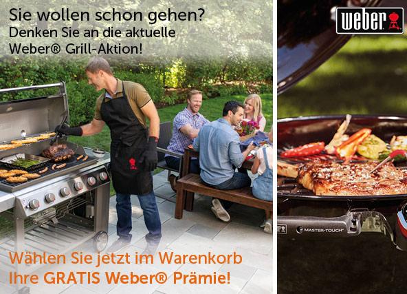 Weber Aktion